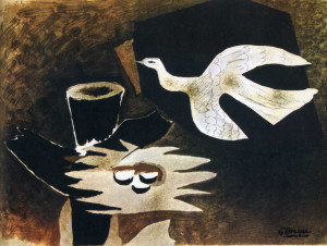 provence-centre-georges-braque-bird-returning-to-it-s-nest-1956